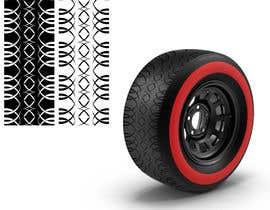 nº 19 pour Tire pattern design par Jadaldrin093092