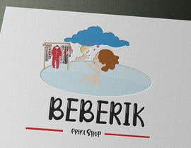 #107 for Logo Design for a baby clothing shop by mamunalirittik