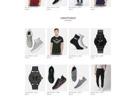 #11 для I want a beautiful and attractive website for my ecommerce business от nj4958123