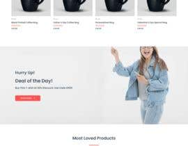 #9 для I want a beautiful and attractive website for my ecommerce business от imahaveer