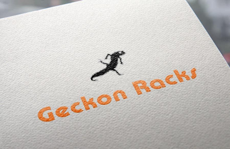 Inscrição nº 16 do Concurso para Design a Logo for Standing Gecko