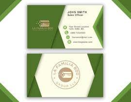 Nro 16 kilpailuun Business Card Design käyttäjältä sydulhasanrony75