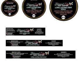 Nro 10 kilpailuun 31307// 2 label designs// 6 different sizes käyttäjältä gokulm1798
