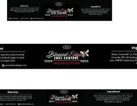 Nro 20 kilpailuun 31307// 2 label designs// 6 different sizes käyttäjältä outofsin