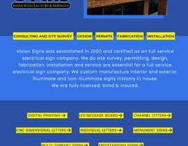 #16 for Wordpress front page theme with 3 inner pages. by kksaha345