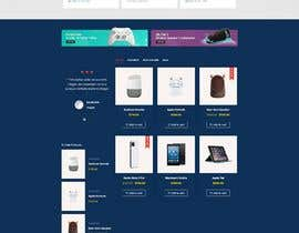 #42 for Wordpress front page theme with 3 inner pages. by AMINUL1313