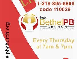 #4 for Prayer Line Flyer by susankrupp