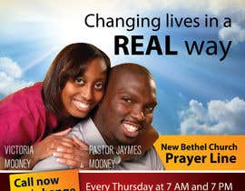 #10 for Prayer Line Flyer by ssergioacl