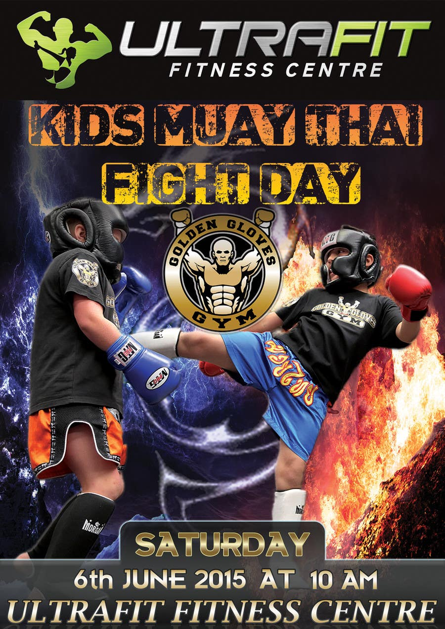 Contest Entry #                                        11                                      for                                         Design a Flyer for KIDS FIGHT DAY