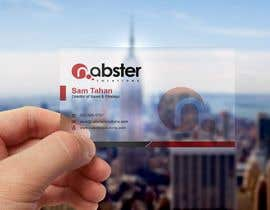 Nro 12 kilpailuun Design transparent business card käyttäjältä abdulmonayem85