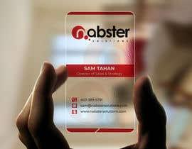 Nro 80 kilpailuun Design transparent business card käyttäjältä Sadikul2001