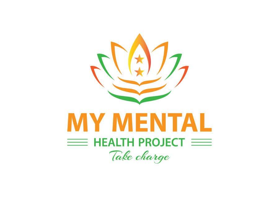 """Konkurrenceindlæg #                                        537                                      for                                         Logo """"My Mental Health Project"""""""