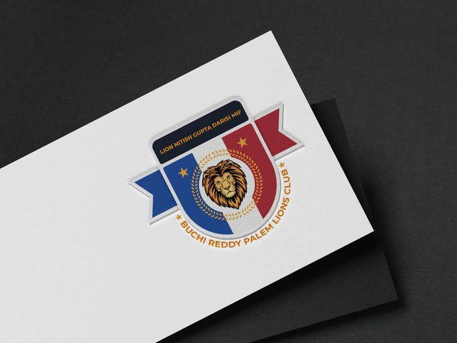 Penyertaan Peraduan #                                        57                                      untuk                                         Logo need for Lions club for local team