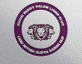 #53 untuk Logo need for Lions club for local team oleh ansonrocksno1