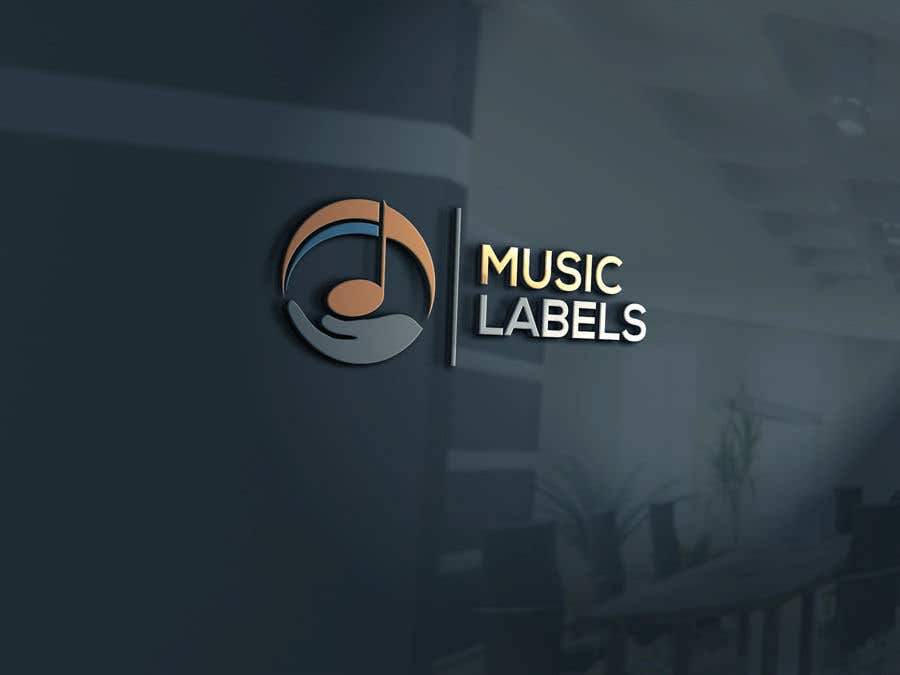 Proposition n°                                        13                                      du concours                                         Find Name and Design a Logo of the Music Production Company