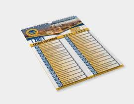 nº 85 pour Design a calendar flyer par starworldbd