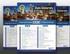 nº 89 pour Design a calendar flyer par borna2121