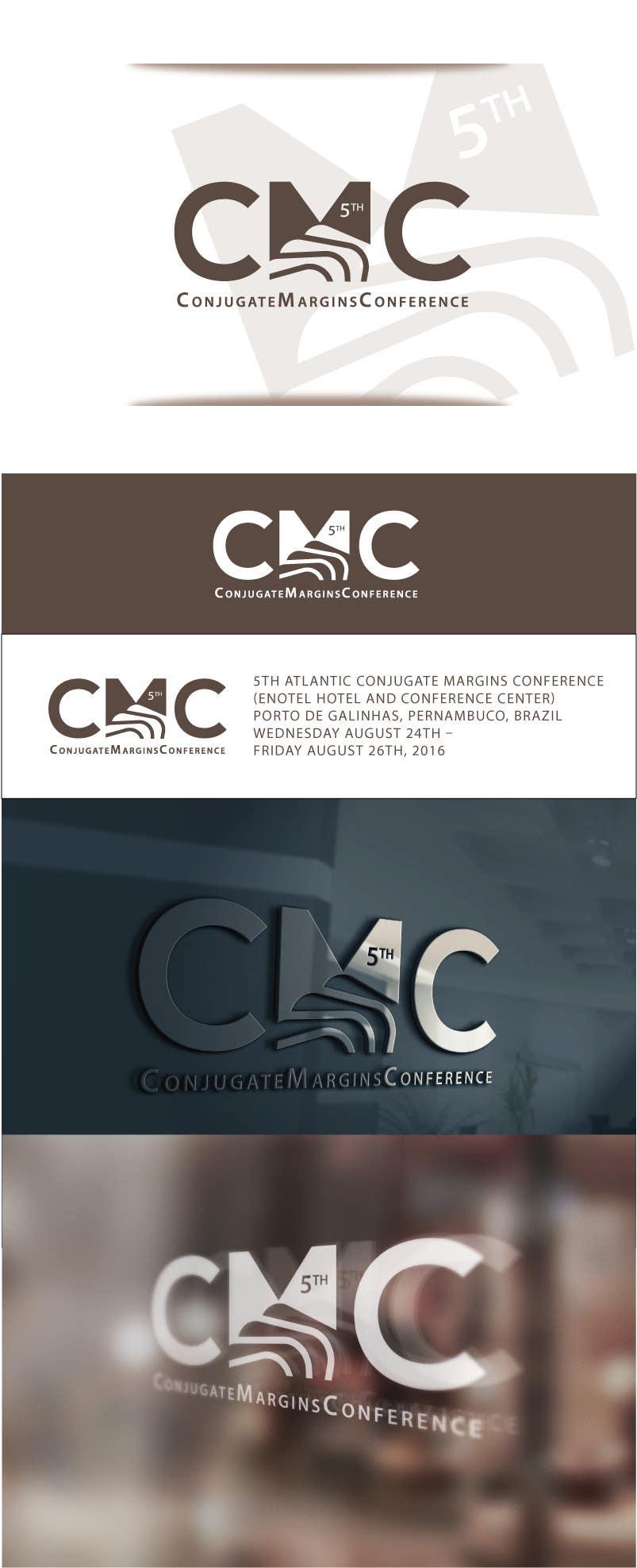 Inscrição nº 104 do Concurso para Conference Logo