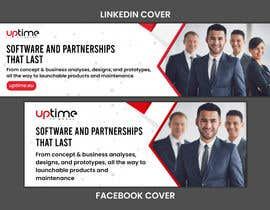 #26 for Facebook and LinkedIN cover photos by MrShupto