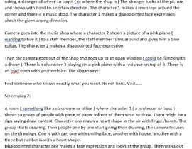Nro 4 kilpailuun Write a Script for a Viral Video Ad to Attract Buyers käyttäjältä imaginewolf