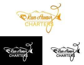 Nro 160 kilpailuun Runaway Charters Logo käyttäjältä lavonja