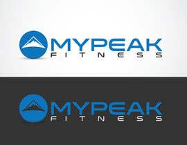 #167 for Design a Logo for mypeak fitness af LOGOMARKET35