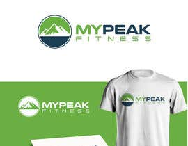 #280 for Design a Logo for mypeak fitness af laniegajete