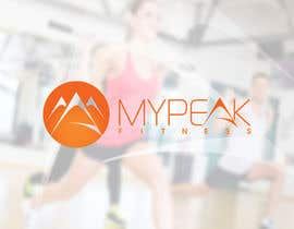 #216 para Design a Logo for mypeak fitness por SabreToothVision
