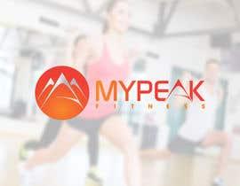 #332 para Design a Logo for mypeak fitness por SabreToothVision