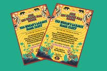 Proposition n° 15 du concours Graphic Design pour Psychedelic Flier