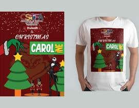 Designeradil6 tarafından Need a Poster design that will also look good on a teeshirt için no 47