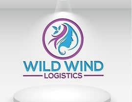 #17 cho Logo redesign - Wild Wind Logistics bởi mstasmaakter120