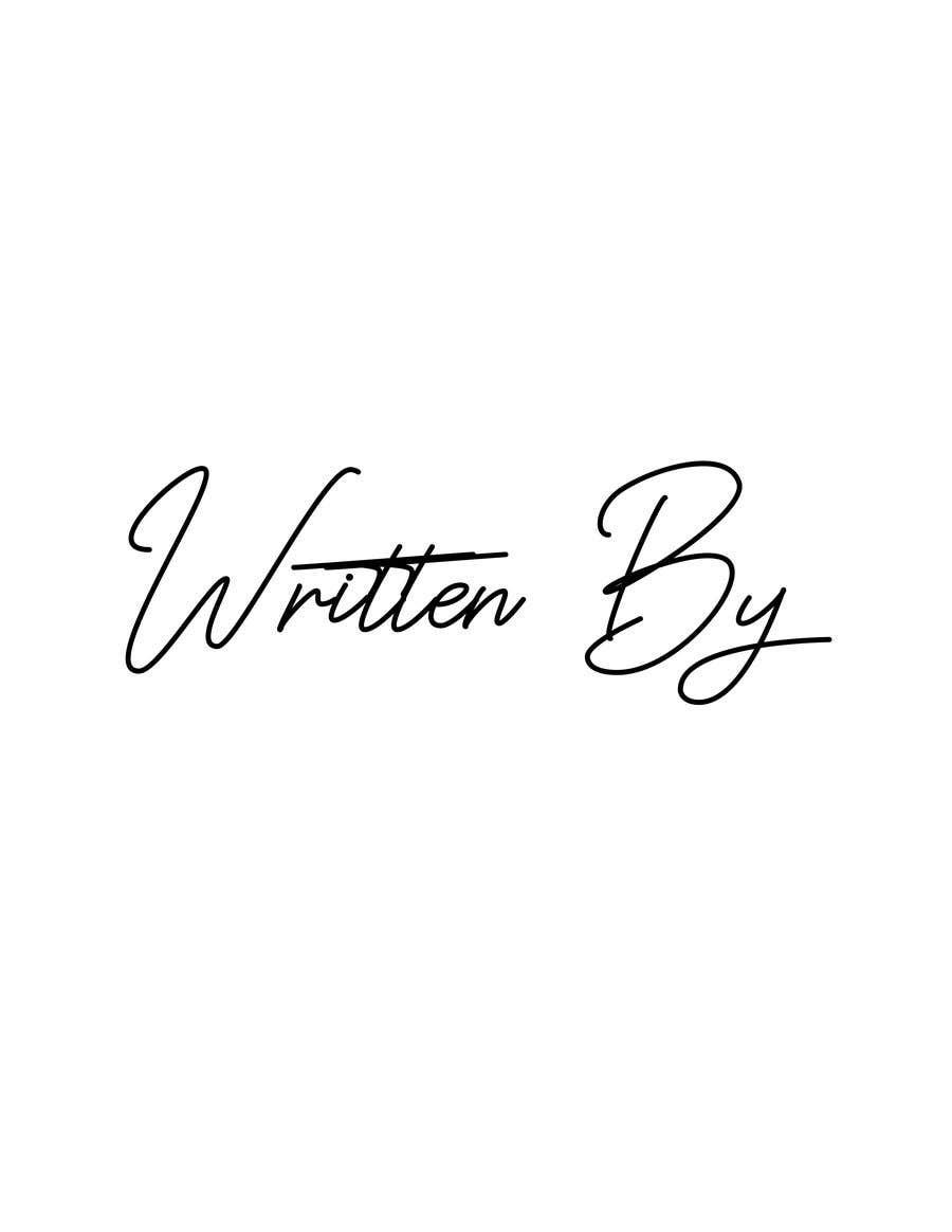 Penyertaan Peraduan #                                        2                                      untuk                                         Written By logo  - 28/07/2021 19:35 EDT