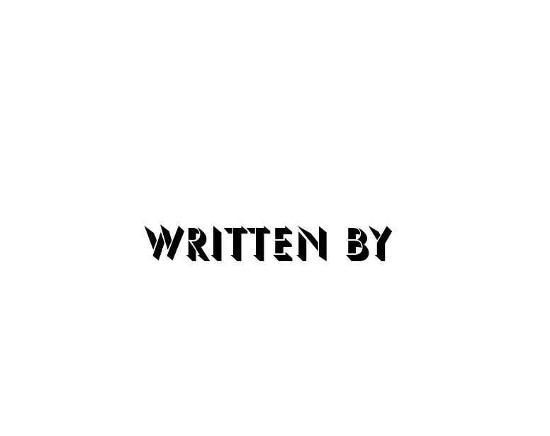 Penyertaan Peraduan #                                        6                                      untuk                                         Written By logo  - 28/07/2021 19:35 EDT