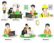 Photo to Caricature image for use in html projects için Illustration19 No.lu Yarışma Girdisi