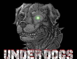 """#89 for """"Under Dog"""" Cover Art by MassinissaLab"""