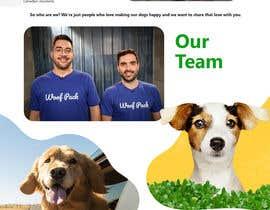Nro 11 kilpailuun Spice up our About US Page käyttäjältä vivekdaneapen