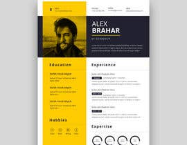 #35 for Build me a Template to present CV's of candidates on af pabasasra
