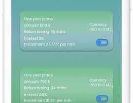 #92 for invoice app ui af khanma886