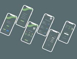 nº 55 pour Design Loan app Ui par khanma886