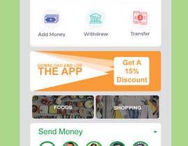 nº 60 pour Design Loan app Ui par hosnearasharif