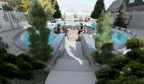 Proposition n° 45 du concours 3D Animation pour Do 3d render for pool in sketchup, vray,  lumion or similar softwares.