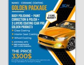 #19 untuk Price Board and IG Post Design for Car Wash Shop oleh imranislamanik