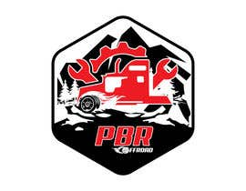 #672 for PBR Offroad logo design by sukeshunni