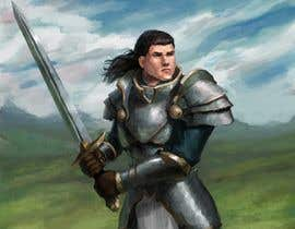 #21 for Create 4 unique medieval knight characters for a card game (If we're satisfied with the quality we will be commission you to complete the rest of the set. There will be 2,400 needed in total) af junior0593