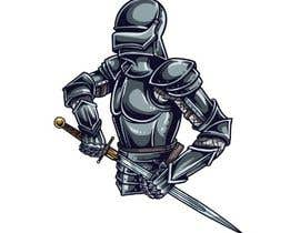 #13 for Create 4 unique medieval knight characters for a card game (If we're satisfied with the quality we will be commission you to complete the rest of the set. There will be 2,400 needed in total) af xlolo58