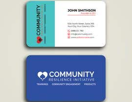 #307 for Business Card Design by anichurr490