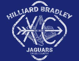 #182 for Tee shirt design - Hand Drawn Design converted into a vector -- Hilliard Darby CC af avijitsil009