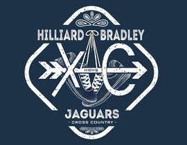 #197 for Tee shirt design - Hand Drawn Design converted into a vector -- Hilliard Darby CC af shohagmiazil