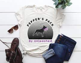 #142 for Tshirt Design - Dog Company af zoneishani